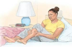 Huzursuz Bacak Sendromu Nedenleri Nelerdir