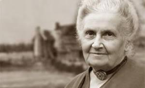Maria Montessori Kimdir