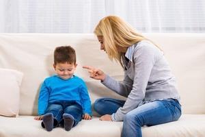 Çocukları Tehdit İle İkna Etme
