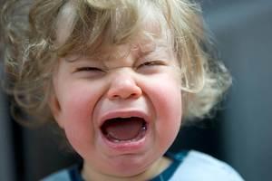 2 yaş sendromu ağlama krizi
