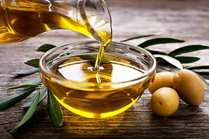 Nutritional advice to increase HDL cholesterol - Olive oil