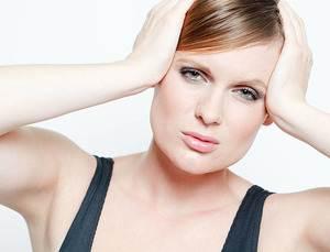 Symptoms of chronic headache